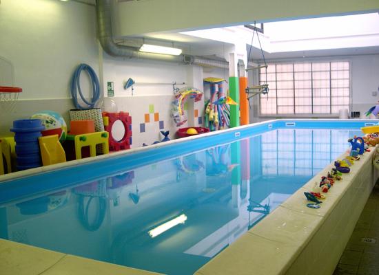 La piscina Acquarella